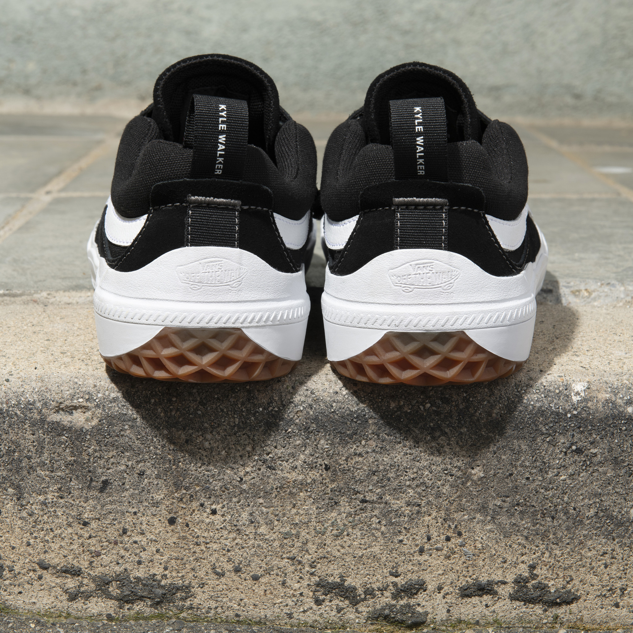 Vans Kyle Walker Pro 2 Shoes Online Canada black white