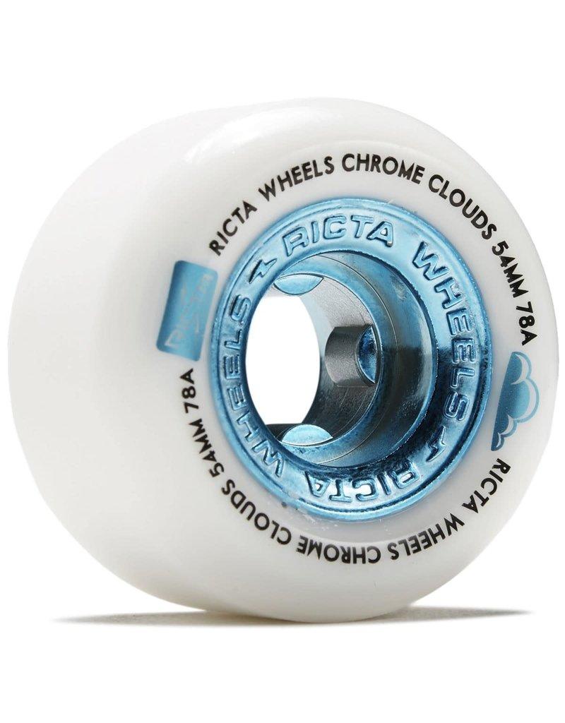 Ricta Chrome Clouds Wheels