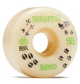 Bones Bones STF Gravette Trapper Wheels V2 (52mm)