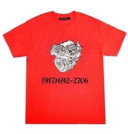 Call Me 917 Call Me 917 Engine Dialtone T-Shirt