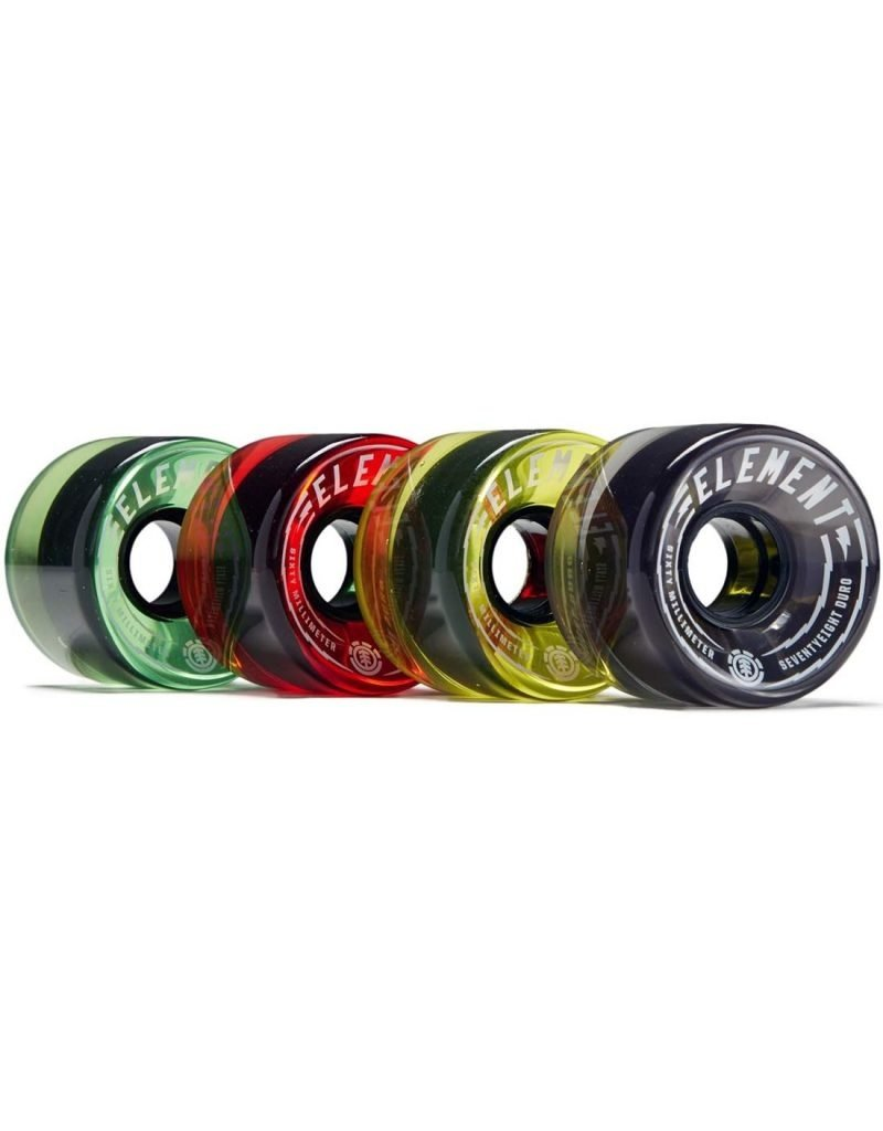 Element Element Rasta Cruiser Wheels (60mm)