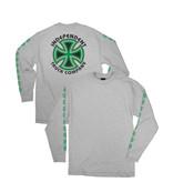 Independent Independent Bauhaus Cross L/S Shirt
