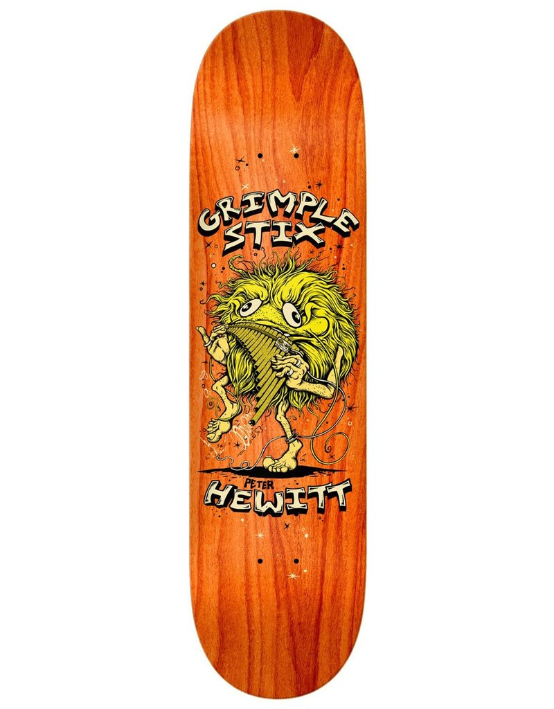 Anti Hero Grimple Stix Hewitt Family Band Deck (8.25)