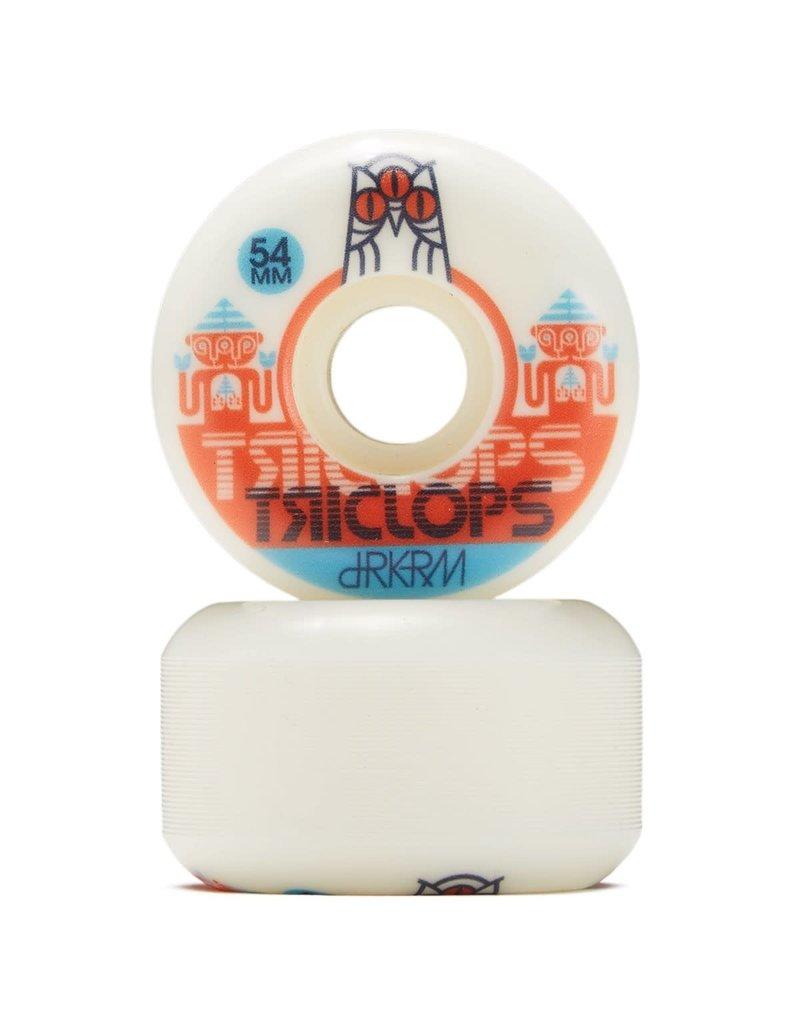 Triclops Triclops Gemini 99A Wheels (54mm)