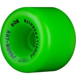 Powell Peralta Powell Peralta Rat Bones Wheels (60mm) 90A Green