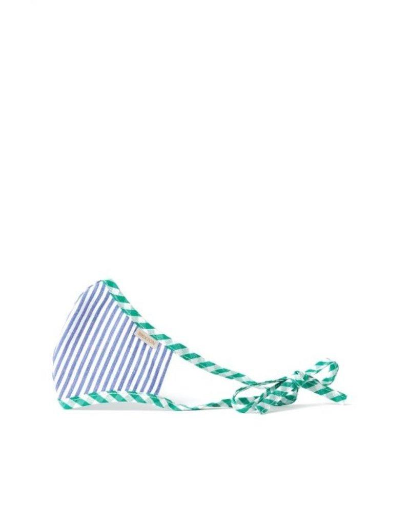 Brixton Brixton Summer Weights AM Mask (Blue Stripe)