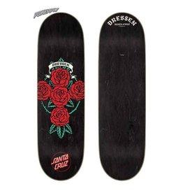 Santa Cruz Dressen Rose Cross Deck (9.0)