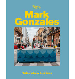 Books Rizzoli Mark Gonzales Book