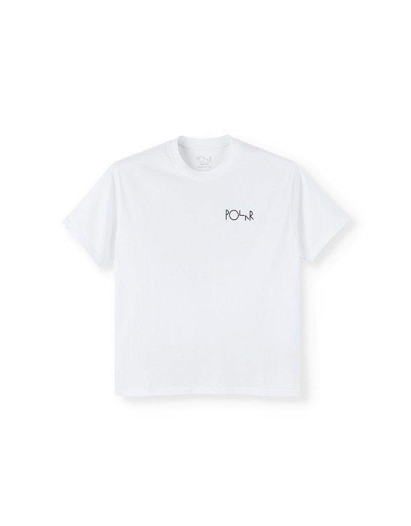 Polar Polar Memory Palace Fill Logo T-Shirt