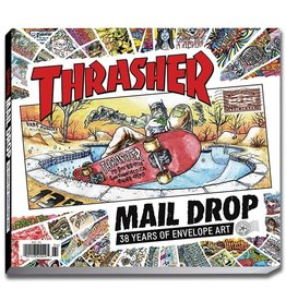 Books Thrasher Magazine Mail Drop Book