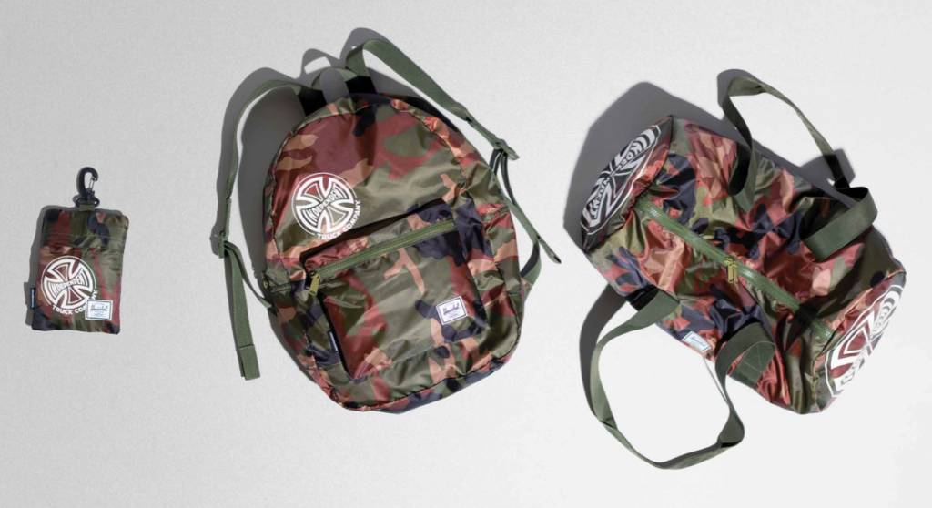 Herschel Supply X Independent Trucks