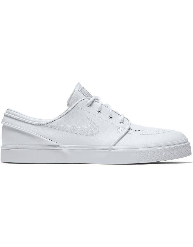 5275bc66d10 Nike SB Janoski Leather Shoes White - Shredz Shop