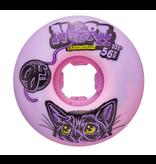 OJs Nora Vasconcellos Elite EZ Edge Wheels 101A (56mm) Purple