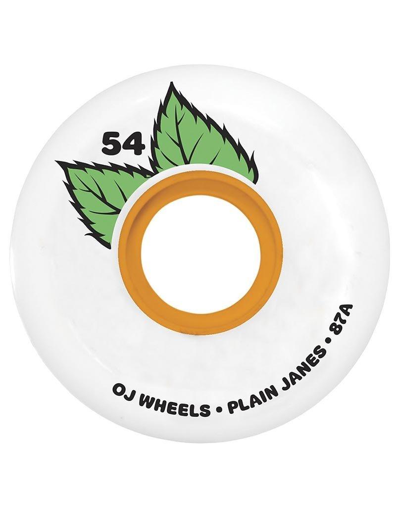 Ojs OJs Plain Jane Keyframe Soft Wheels  87A (56mm)