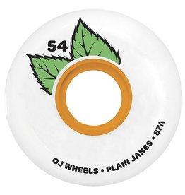 Ojs OJs Plain Jane Keyframe Soft Wheels  87A (58mm)