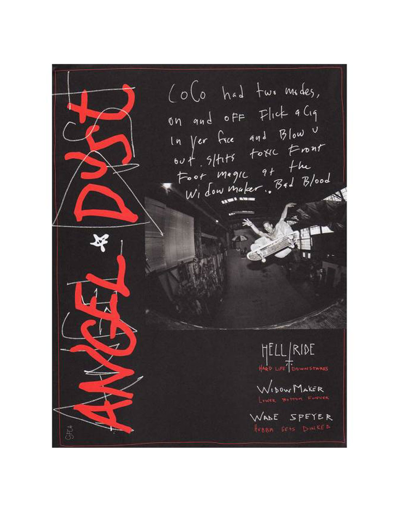 Books Angel Dust Zine - Jake Phelps