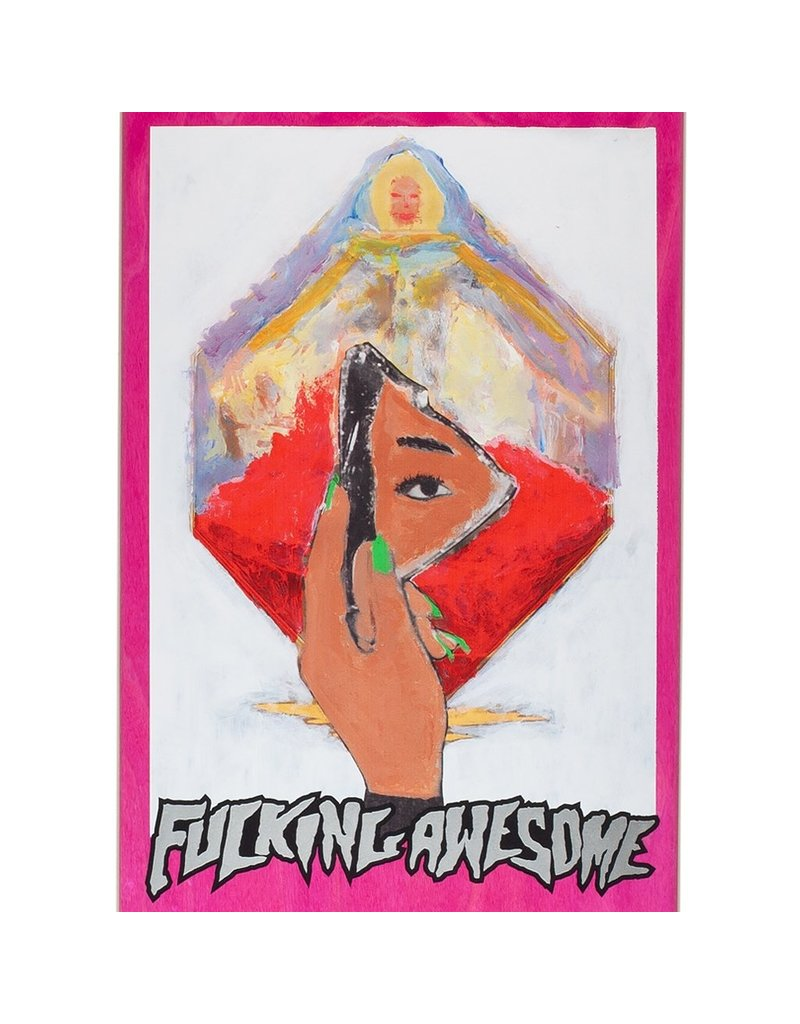 Fucking Awesome Fucking Awesome Dill Mirror Painting Deck (8.5)