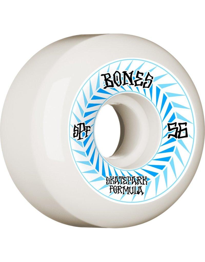 Bones Bones SPF Spines Sidecuts Wheels 84B (56mm)