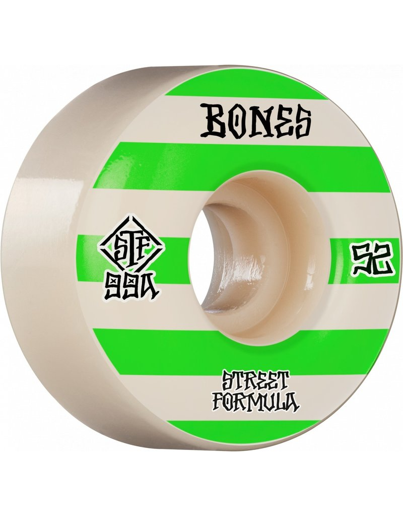 Bones Bones STF Patterns Wides Wheels 99A (52mm)