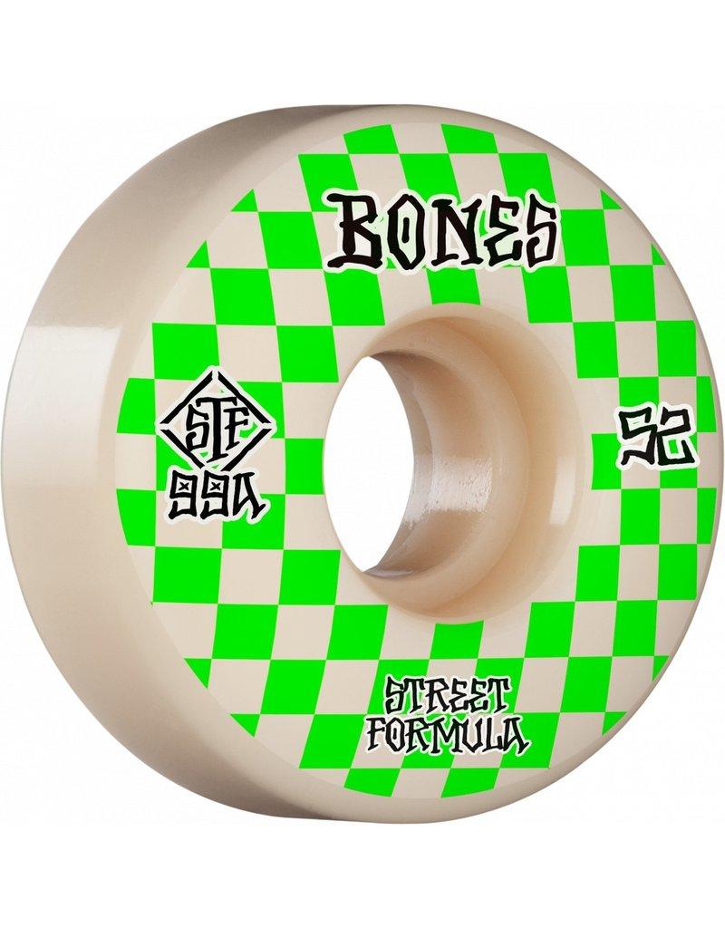 Bones Bones STF Patterns Slims Wheels 99A (52mm)