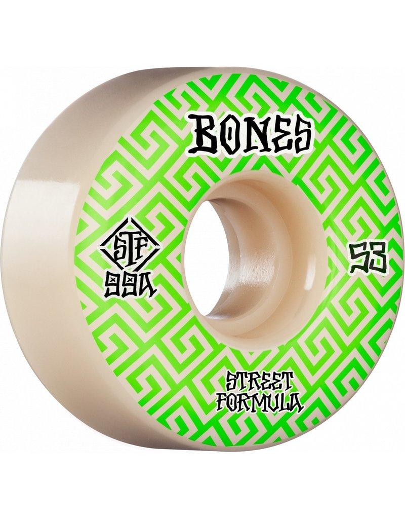 Bones Bones STF Patterns Locks Wheels 99A (53mm)