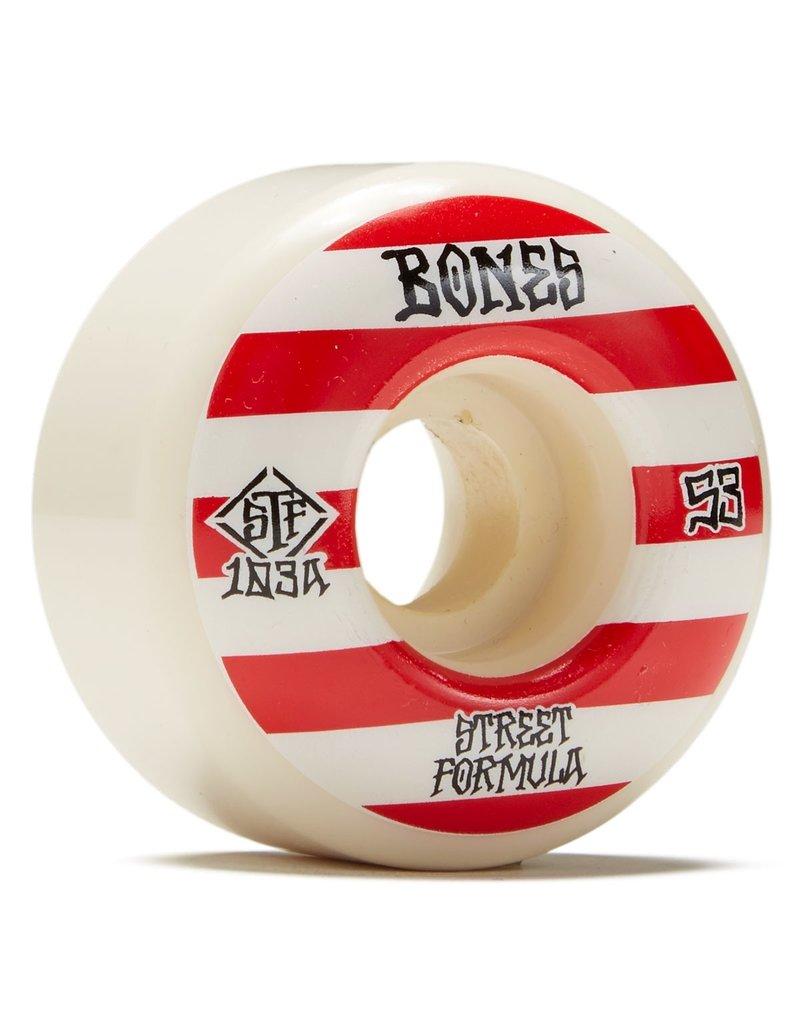 Bones Bones STF Patterns Wheels V4 103A (53mm)