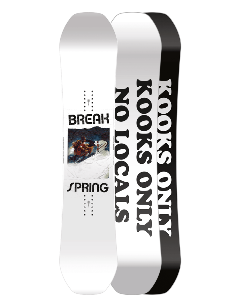 Capita Spring Break Powder Twin Snowboard