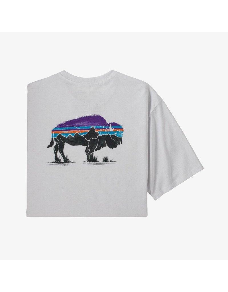 Patagonia Patagonia Fitz Roy Bison Responsabili T-Shirt
