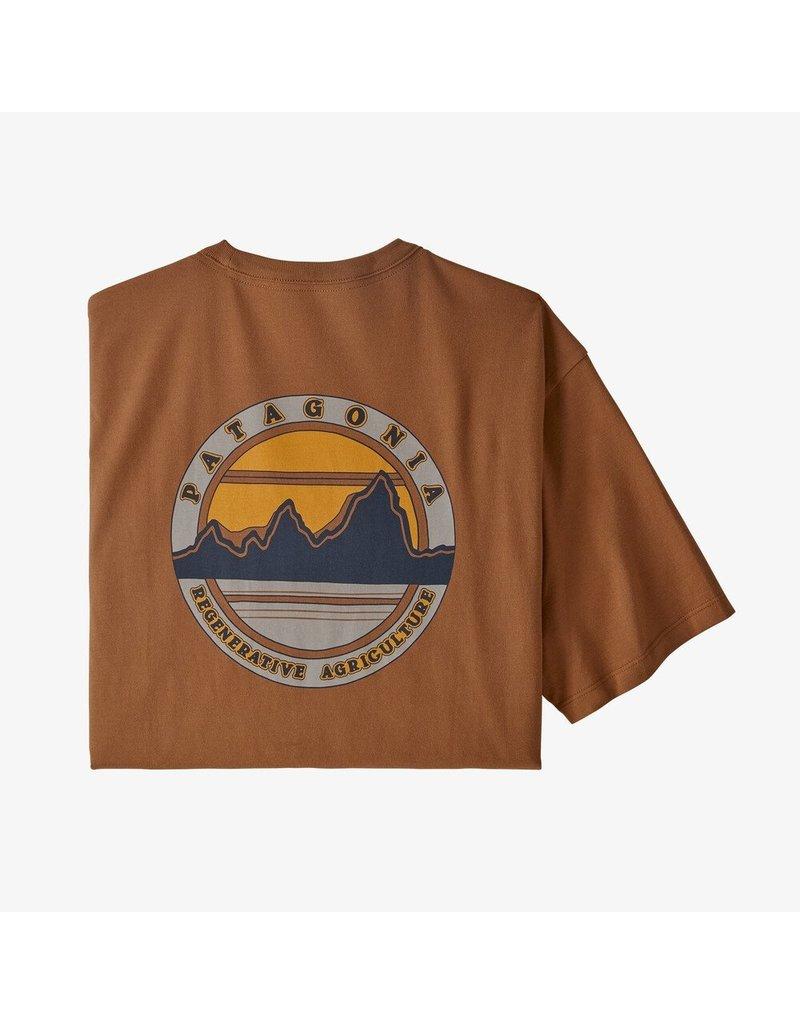 Patagonia Patagonia Road to Regenerative Pocket T-Shirt