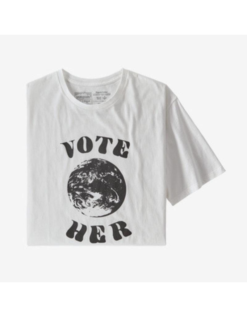 Patagonia Patagonia Vote Her Organic T-Shirt