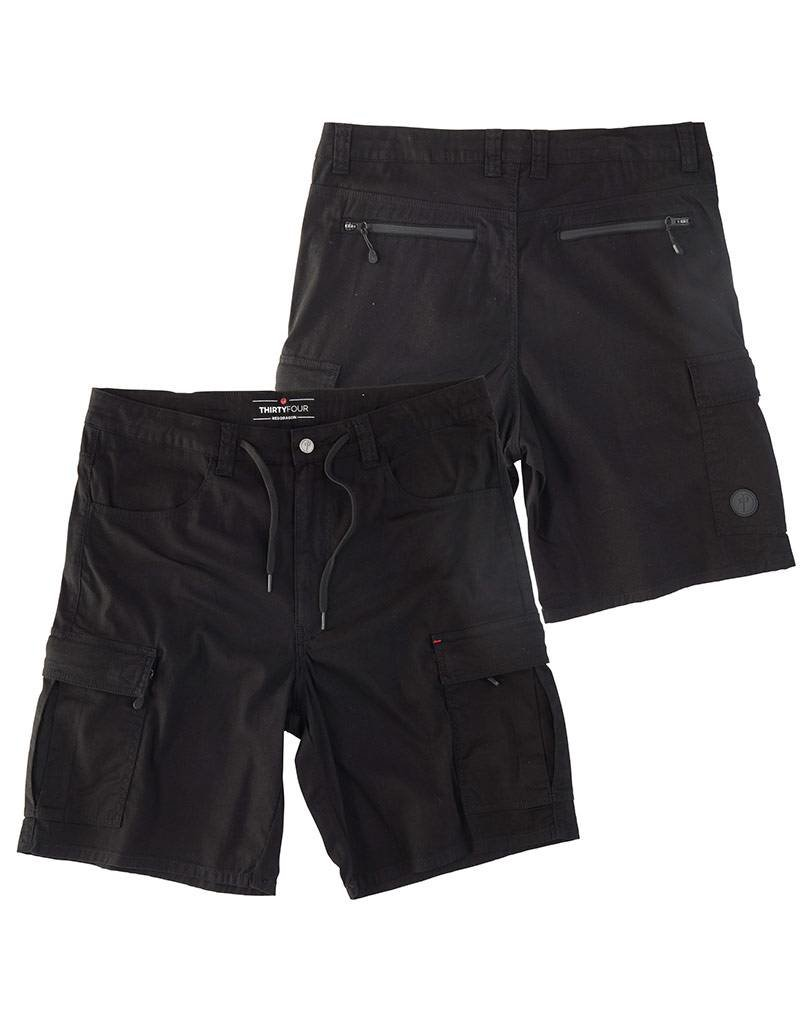 RDS RDS Technical Cargo Short