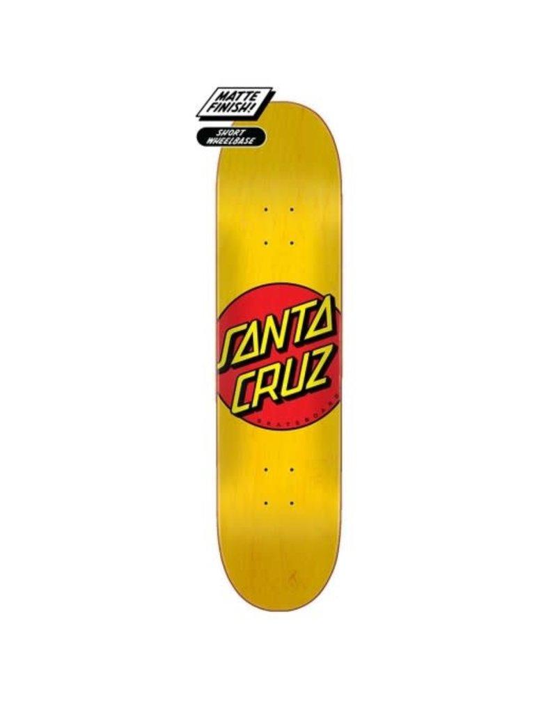 Santa Cruz Classic Dot Deck (7.75)