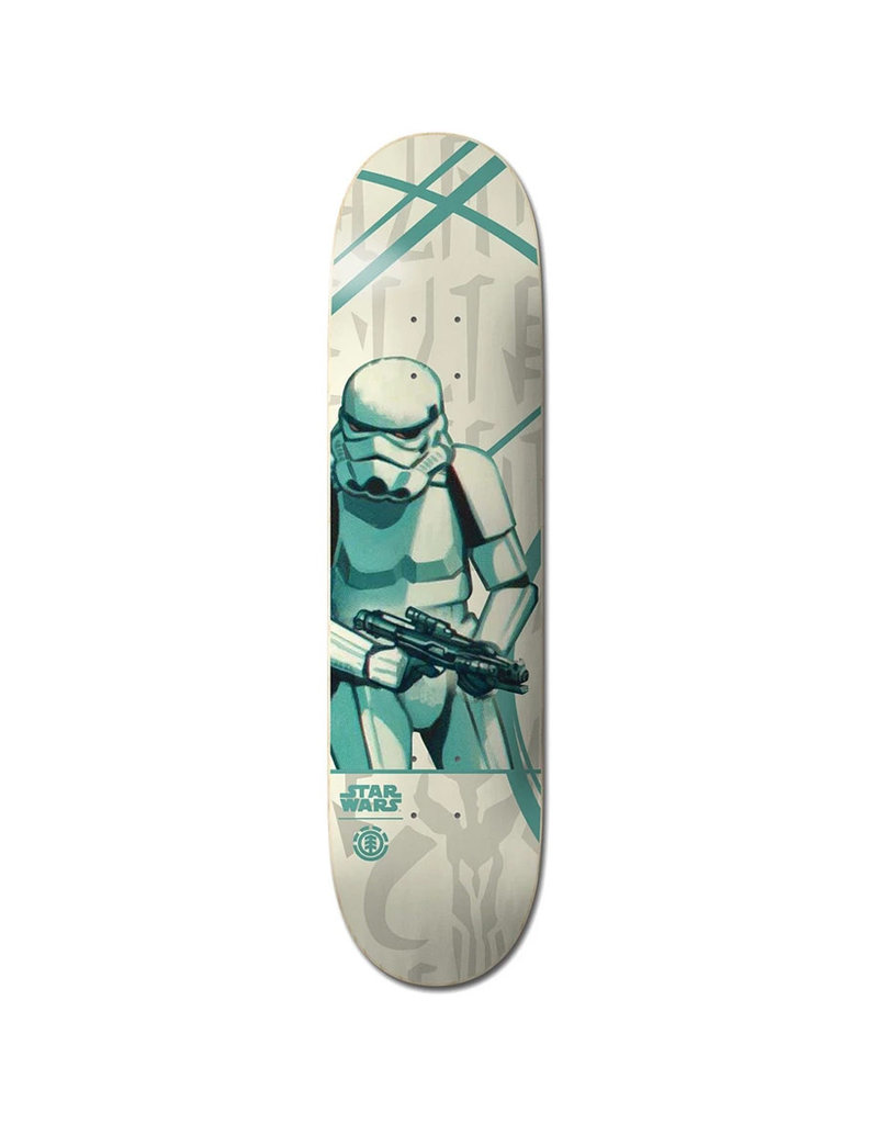 Element Element x Star Wars Storm Trooper Deck (8.25)