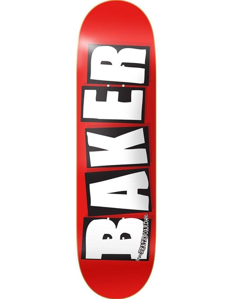 Baker Baker Brand Logo Deck (8.0) White