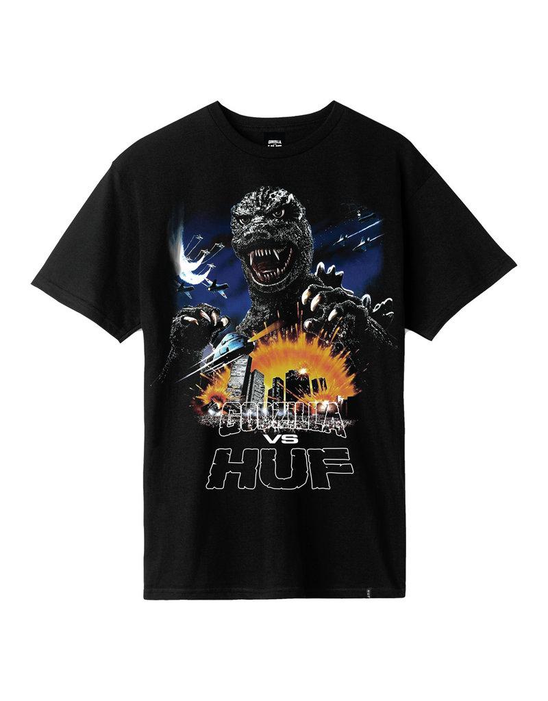 Huf Huf Godzilla T-Shirt