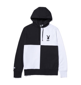 Huf Huf X Playboy Color Block Pullover Hoodie