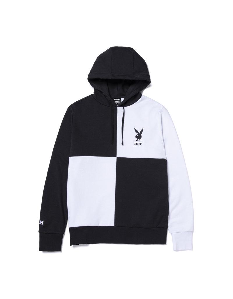 Huf Huf X Playboy Color Block Pullover Hoodie