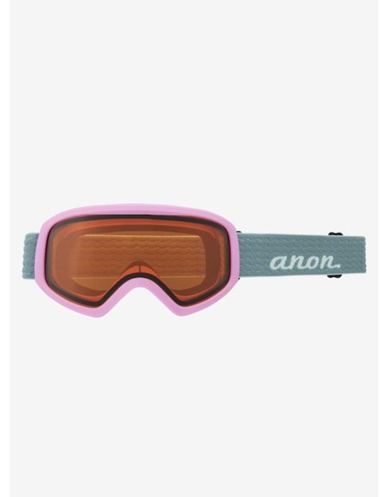Anon Anon Insight Goggles Prcv/spr Pop Grey/Prcv CLDY Pink