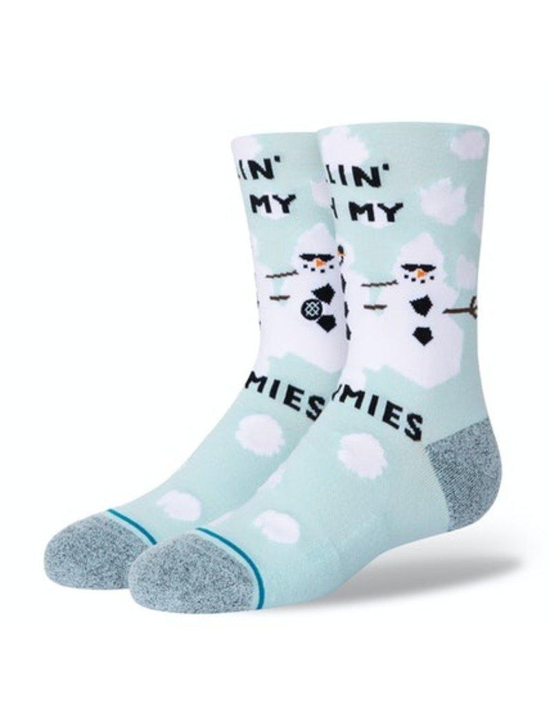 Stance Stance W With My Snowmies Crew Socks