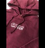 Shredz Shredz Embroidered Hoodie