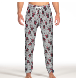 Saxx Saxx Snooze Pants Grey Buck Plaid