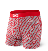 Saxx Saxx Vibe Boxers Red Hard Candy