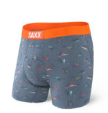 Saxx Saxx Ultra Boxers Blue Totally Gnar