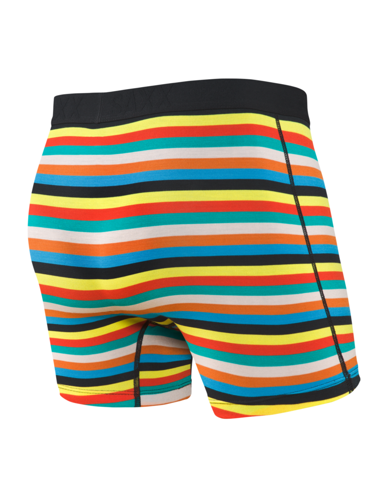 Saxx Saxx Vibe Boxers Multi Pop Stripe