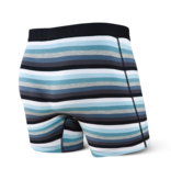 Saxx Saxx Vibe Boxers Grey Pop Stripe