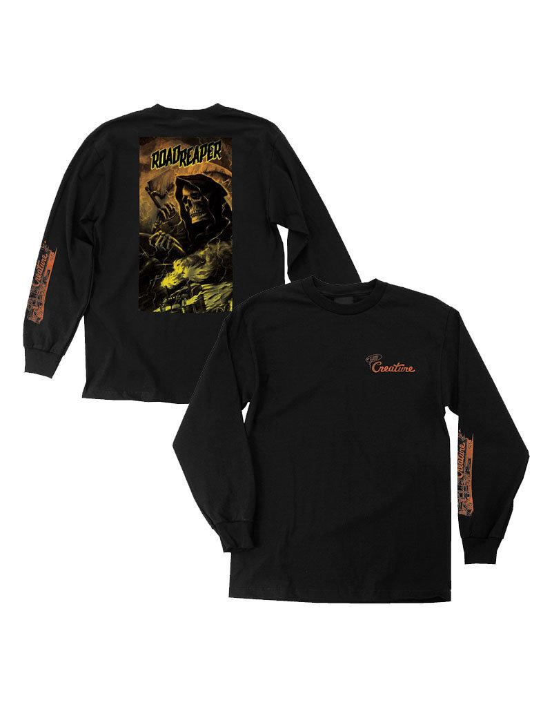 Creature Roadside Terror L/S T-Shirt