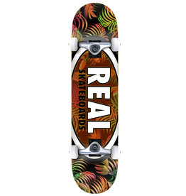 Real Real Team Tropic Ovals II Complete Skateboard (7.75)