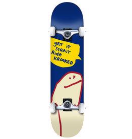 Krooked Krooked OG Shmoo Skateboard Complete (7.75)