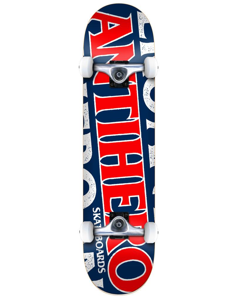 Anti Hero Anti Hero Blackhero Skateboard Complete (8.25)