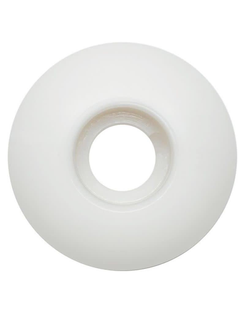 Primetime Primetime White Skateboard Wheels (52mm)